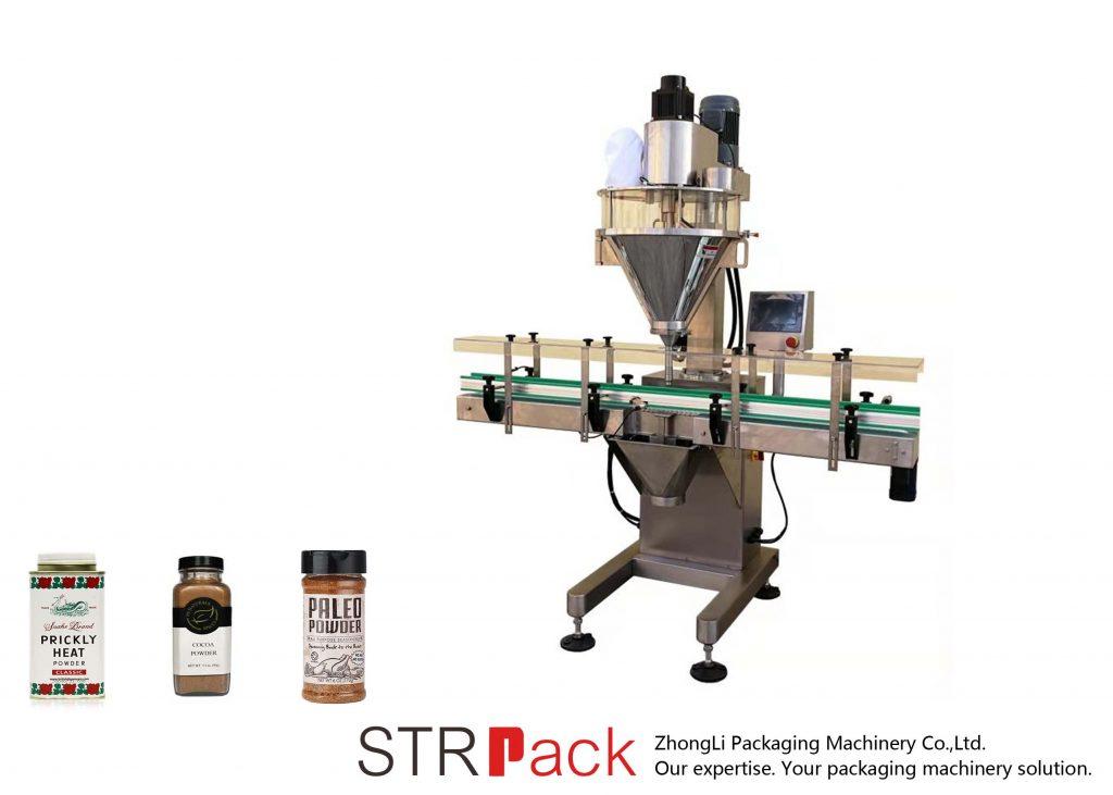 Automaattinen Auger-jauheen täyttölaite