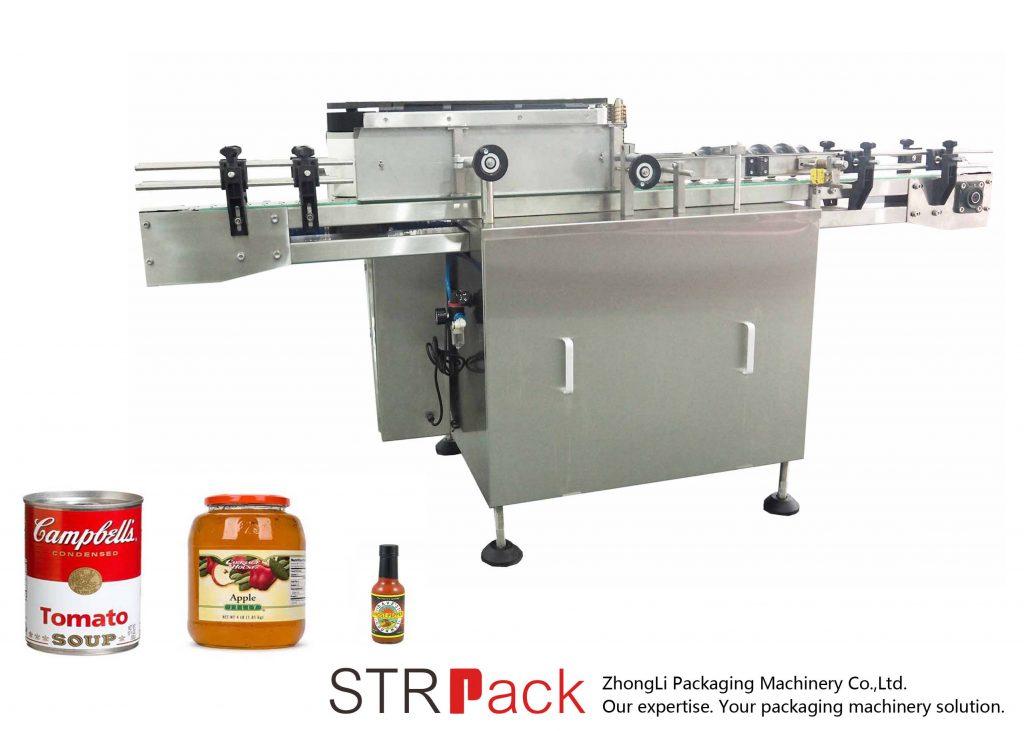 Automaattinen märän liiman etiketöintikone (liimamerkintälaite)