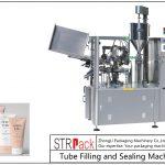 SFS-100 muoviputkien täyttö- ja sulkemiskone
